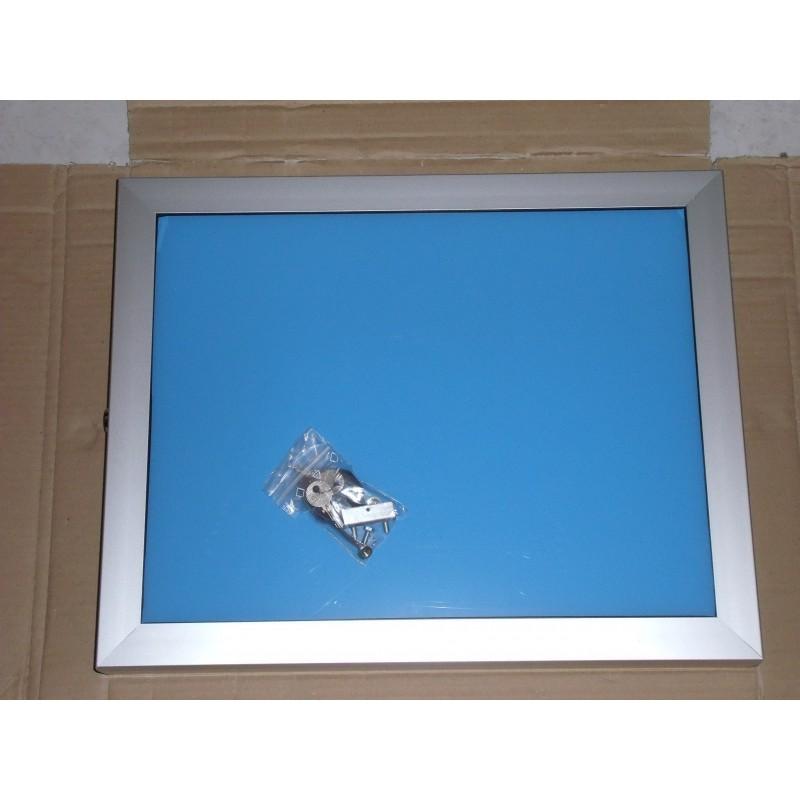 Hublot de porte ip 54 nsyma45 500 x 400 mm sarel ebay for Ouverture fenetre intempestive