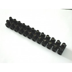 BARRETTE DE 12 DOMINOS 25 mm2