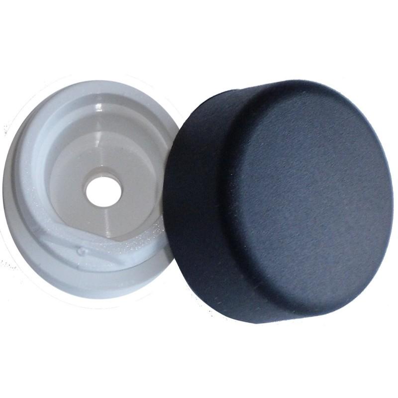 butoir de porte nylon noir la pi ce occasoutils. Black Bedroom Furniture Sets. Home Design Ideas