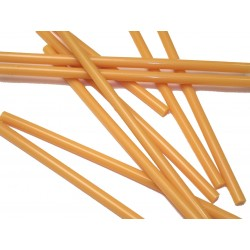 BATONS DE COLLE ORANGE Lot de 1 Kg