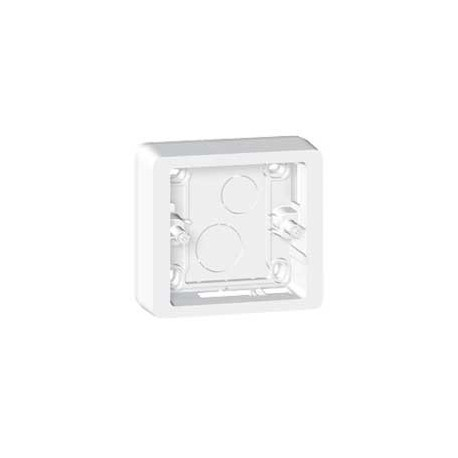 CADRE SAILLIE 1 POSTE BLANC LEGRAND CELIANE 080241 (lot de 2)