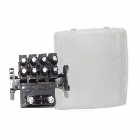 boite derivation appareillage saillie composable legrand 86157 oc. Black Bedroom Furniture Sets. Home Design Ideas