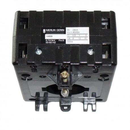 Transformateur de courant TI 400 MERLIN GERIN 16520