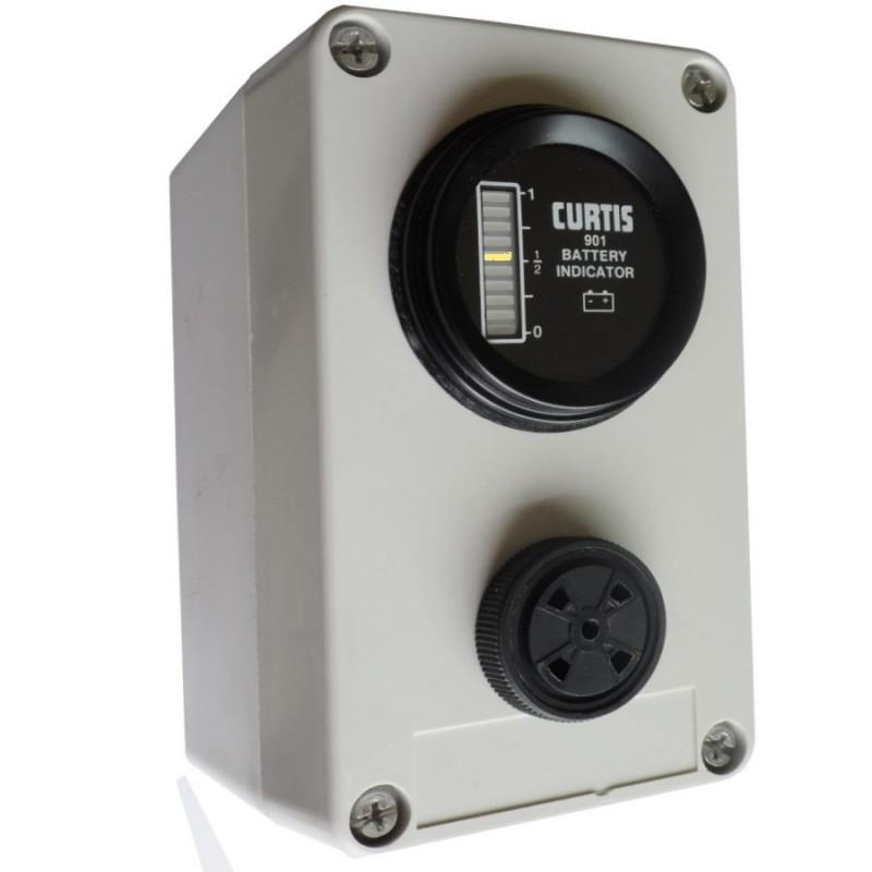 contr leur de d charge batterie module curtis 901 occasoutils. Black Bedroom Furniture Sets. Home Design Ideas