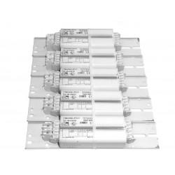 Ballast ferromagnetique T8 1 x 58 W TRIDONIC EC58C501K (lot de 5)