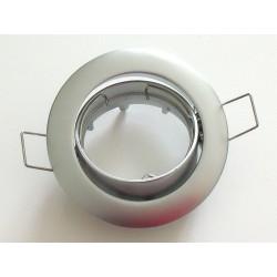 Spot encastrable orientable 12v-50w ALU Ø75mm INDIGO KO101209
