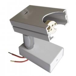 SPOT SUR PATERE POUR LAMPE 12V-20W ARIC 4501 (Lot de 2)