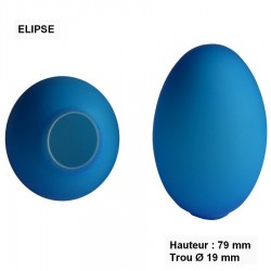 VERRE DE RECHANGE ELIPSE H 79 mm EUROLIGHTEN WL-26