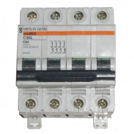 MERLIN GERIN - Multi 9 C60L C6A REF 25448