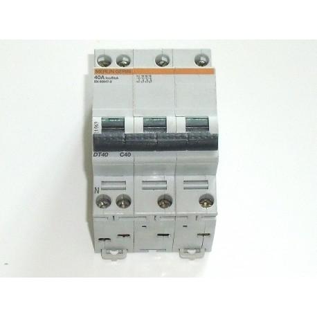MERLIN GERIN Multi 9 DT40 C 40 A