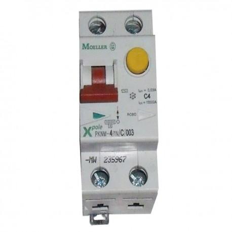 MOELLER Disjoncteur différentiel 4 A 30 mA