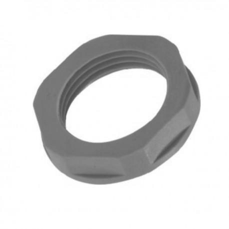 Ecrou de fixation polyamide pour presse étoupe gamme : PGDifférentes dimensions (voir dispo.)