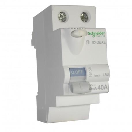 Schneider ID'CLIC Type A 40A 30MA