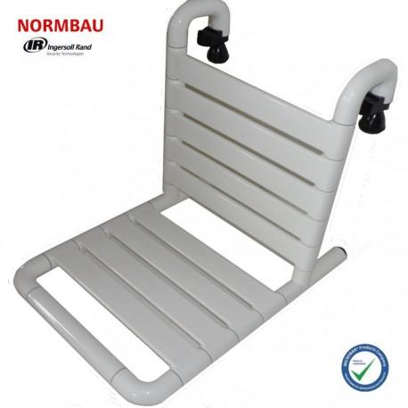Siège de douche à suspendre NORMBAU 847.01