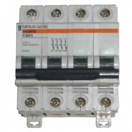 MERLIN GERIN Multi 9 C60N C20