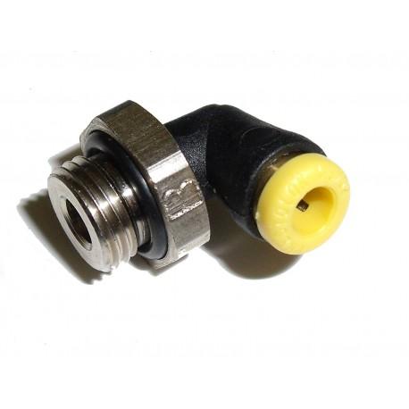 COUDE COMPACT ORIENTABLE MALE 90° BSPT Prestolok micro Parker C64PMK