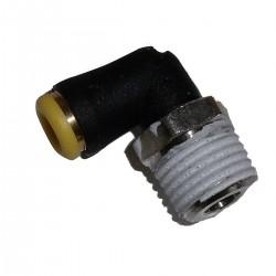 COUDE COMPACT ORIENTABLE MALE 90° BSPT Prestolok micro Parker C63PMK