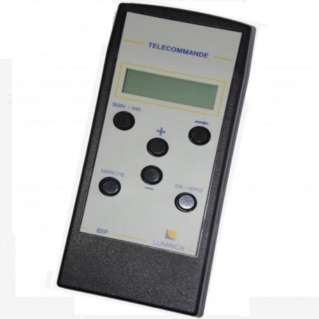 TELECOMMANDE BLOC DE SECOURS LUMINOX BIP PORTEE MODULEE