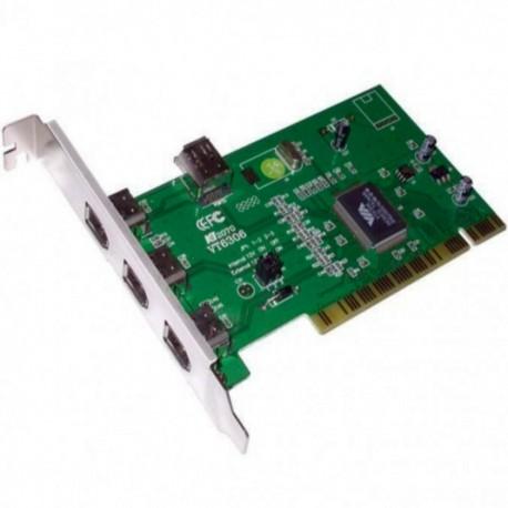 Carte pci firewire advance FW-B401 PC / MAC