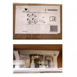 Kit de raccordement hydraulique pour capteurs SRH-V 0020059922 SAUNIER DUVAL