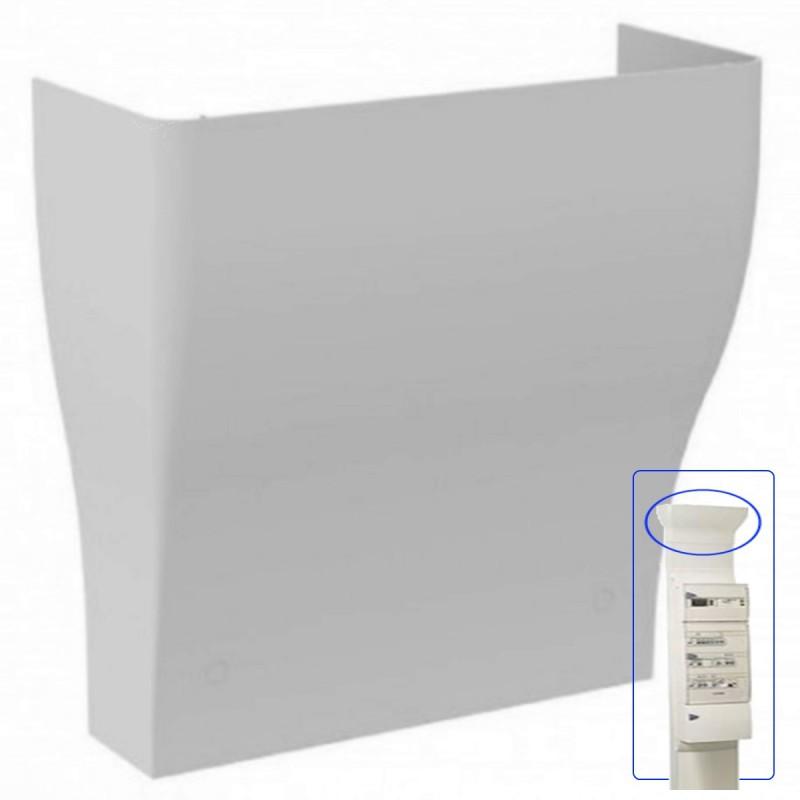 jonction goulotte 13m plafond schneider opale 13530ab. Black Bedroom Furniture Sets. Home Design Ideas