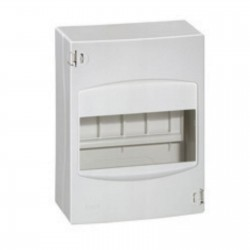 Coffret cache-bornes blanc 6 modules LEGRAND 001306