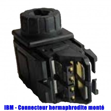 CONNECTEUR HERMAPHRODITE IBM - LEGRAND 51700