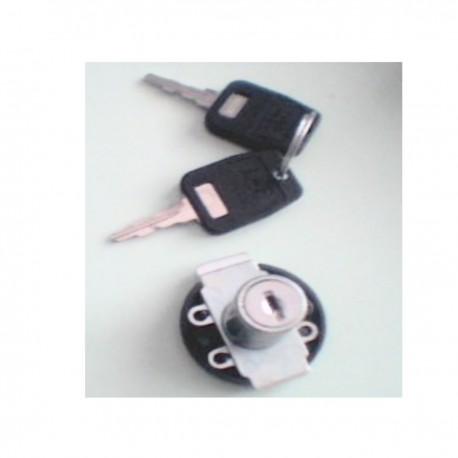 SERRURE EUROLOCKS SERIE 5870Longueur batteur +- 14mmVoir doc pdf pour implantation