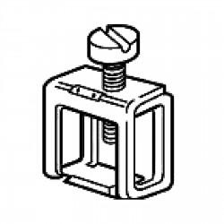 Connecteur 1,5 à 4 mm Ref 37360 pour barre LEGRAND 37349
