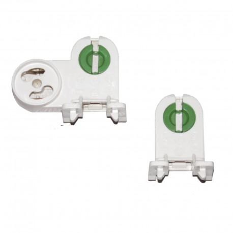 Douilles pour tubes fluo T8 - Culot G13 (la paire)