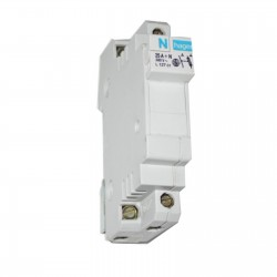 Coupe-circuit bipolaire 1Ph+N 380V ~ 25A Hager L127