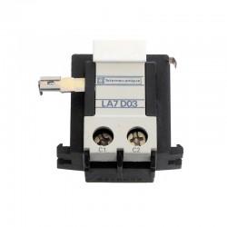Déclenchement ou réarmement électrique à distance LA7 D03