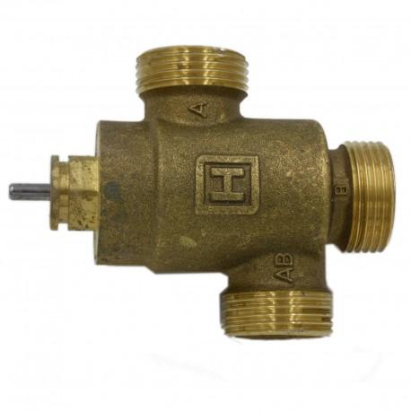 Corps de vanne thermostatique 3 voie en laiton