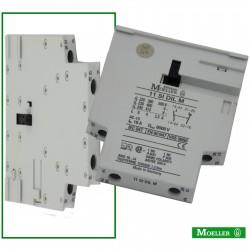 Module de contacts auxiliaires Moeller 11 SIDILM