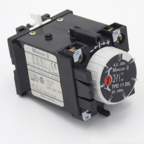 Tempo pneumatique TPD 11 DIL (delay off) Moeller