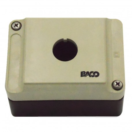 Boitier vide fixation saillie BACO 808036