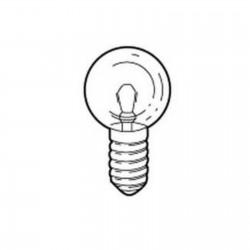 Lampe culot ampoule E10 - 3,6 V - 1 A - 3,6 W LEGRAND 60931