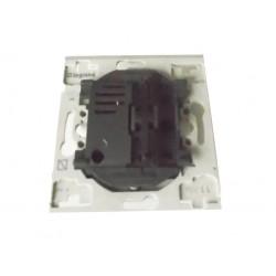 Mécanisme bouton poussoir LEGRAND Plexo PEV1PL