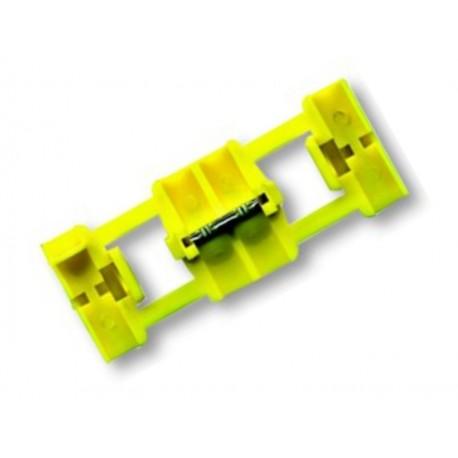 TE CONNECTEUR POUR CABLE DE 4 A 6 mm 735411 (lot de 10 pcs)