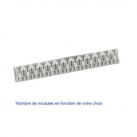 Répartiteurs DuoLine XE distri'clic Schneider 16182
