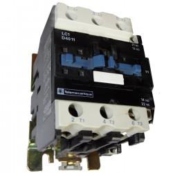 TELEMECANIQUE CONTACTEUR LC1D4011M5 3 P 40A bobine 220V 50Hz