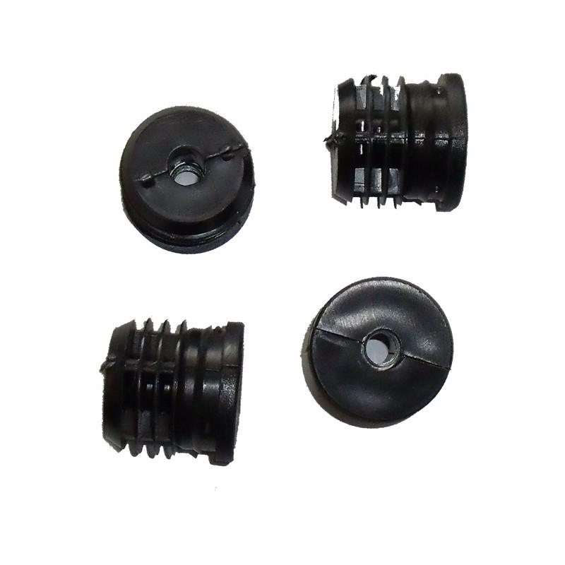 embouts tube rond 40 mm ecrou m10 lots de 8 occasoutils. Black Bedroom Furniture Sets. Home Design Ideas